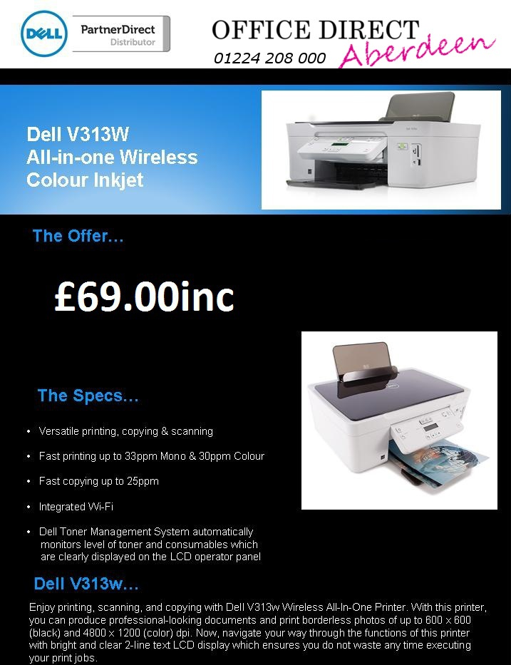 Dell offer